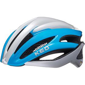KED Wayron Helmet Blue Pearl